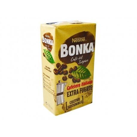 Bonka Café Natural Cafetera Italiana Paquete 250g