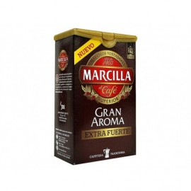 Marcilla 250g pack Extra strong ground coffee