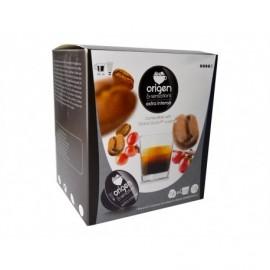 Origen Box of 16 Capsules Extra intense coffee