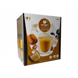 Origen Box of 16 Capsules Coffee with milk