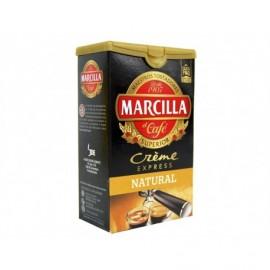 Marcilla Creme Express 250g pack Natural ground coffee
