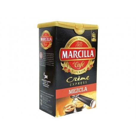 Marcilla Creme Express Café Molido Mezcla Paquete 250g