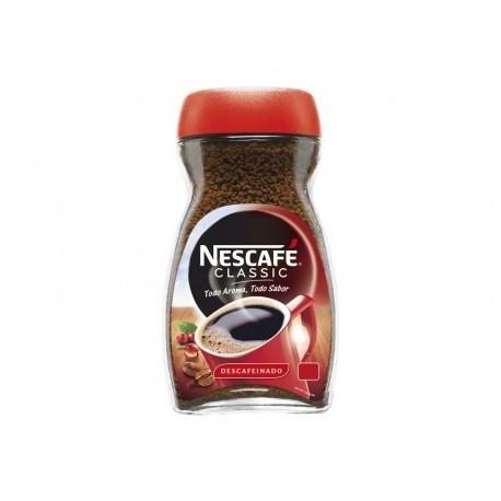 Nescafé Café Soluble Descafeinado Tarro 100g