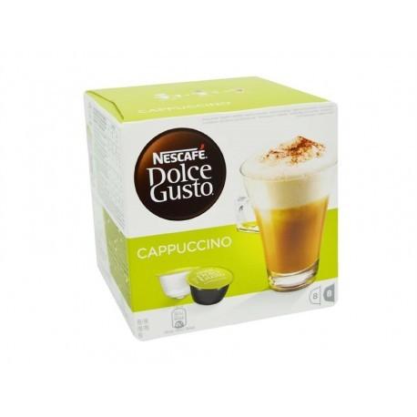 Nescafé Café Dolce Gusto Capuccino Caja 16 Cápsulas