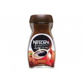 Nescafé 200g glass jar Classic natural soluble coffee