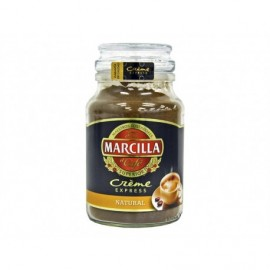 Marcilla Creme Express 200g glass jar Natural soluble coffee
