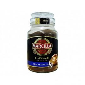 Marcilla Creme Express 200g glass jar Decaffeinated soluble coffee