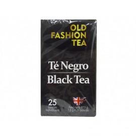 Old Fashion Té Negro Caja 25ud