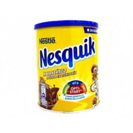 Nestlé 400g glass jar Nesquik chocolate