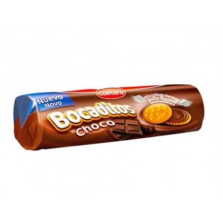 Cuétara Bocaditos de Chocolate Paquete 150g