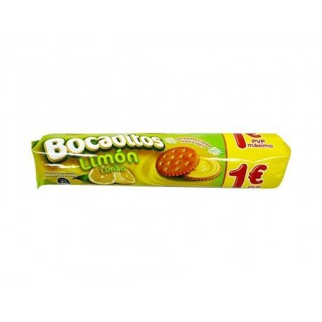 Cuétara Bocaditos de Limón Paquete 150g