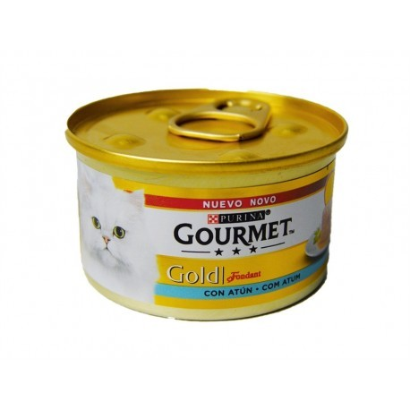 Purina Gourmet Paté de Atún para Gatos Lata 85g