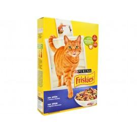 Friskies Alimento para Gatos de Atún y Verduras Caja 400g