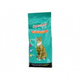 Special Cat Cat food with tuna and salmon 2kg bag