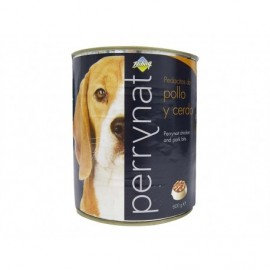 Perrynat Chicken and Pork Dog Pie canned 800g