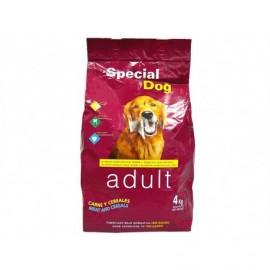 Special Dog Alimento para Perros Adultos de Carne y Cereales Saco 4kg