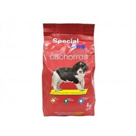 Special Dog Alimento para Cachorros Saco 4kg