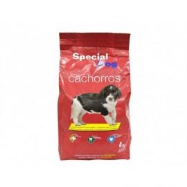 Special Dog Puppy food 4kg bag