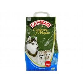 Canibaq Alimento para Perros Cachorros y Madres Saco 4kg