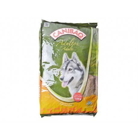 Canibaq Alimento para Perros Adultos de Carne Saco 10kg