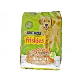 Friskies Alimento para Perros de Ave y Verduras Completo Saco 10kg
