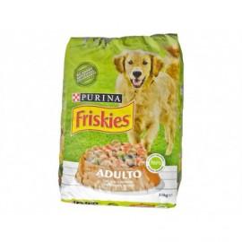 Friskies Complete dog food with poultry and vegetables 10kg bag