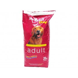 Special Dog Alimento para Perros de Carne y Cereales Saco 20kg