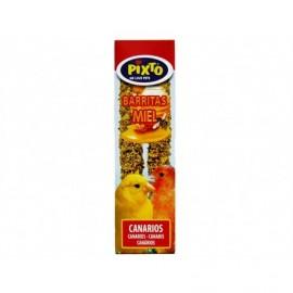 Pixto Alimento para Canarios Barritas de Miel Pack 2ud - 60g