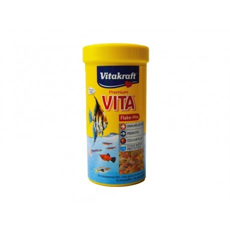 Vitakraft Comida Peces Tropicales Bote 250ml