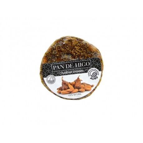 Auro fig bread Almonds 250 Grs