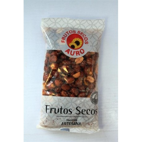 Auro Peanuts with skin 150 Grs