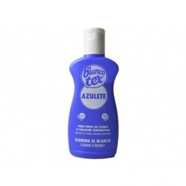 Blancotex Blanqueador para Tejidos Azulete Envase 150ml