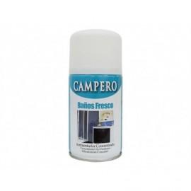 Campero Ambientador Baño Fresco Spray 250ml