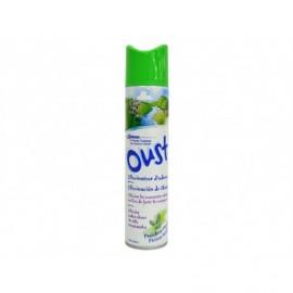 Oust Ambientador Frescor Verde Spray 300ml