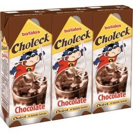 Batido Choleck Chocolate Pk-3 200 Ml