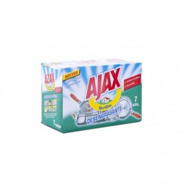 Ajax Estropajo Jabonoso Pack 7ud