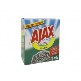 Ajax Estropajo de Acero Pack 1 unidad