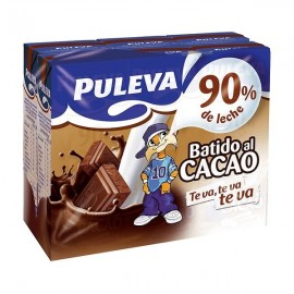 Milky drink Puleva Cacao Mini Brik Pk-6 200 M