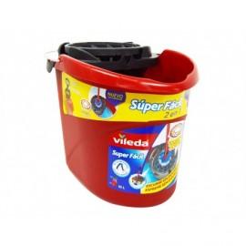 Vileda Cubo con Escurridor 2 en 1 10 litros