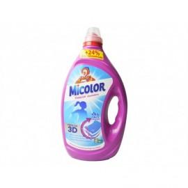 Micolor Detergente Concentrado Frescor Duradero Botella 30 Lavados - 1,5l