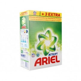 Ariel Detergente en Polvo Actilift Maleta 28 Lavados (+3 Gratis) - 2,015kg