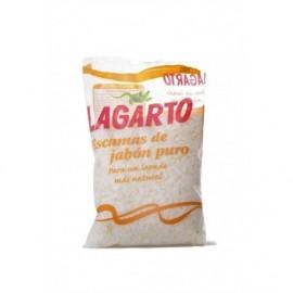 Lagarto Jabon Escamas Paquete 250g
