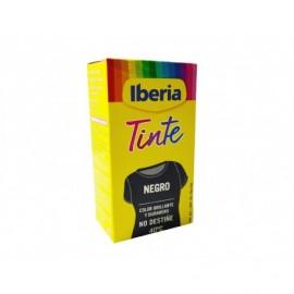 Iberia Tinte para Ropa Negro Brillante Caja 50g