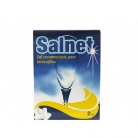 Salnet Sal para Lavavajillas Caja 2kg