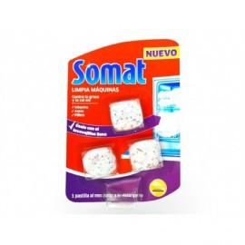 Somat Limpia Maquinas Caja 3 Cápsulas