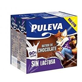 Milky drink Puleva lactose free Cacao Pk-6 200