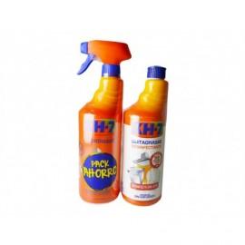 KH-7 Quitagrasas Spray Spray 750ml + Recambio 750ml