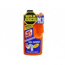 Wc net Desatascador Gel Denso Botella 1l