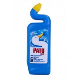 Pato WC Limpiador Accion Total Oceano Botella 750ml