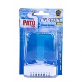 Pato WC Gel Limpiador WC Frescor Marino Aplicador 55ml